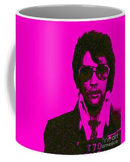 Mugshot Elvis Presley M80 Coffee Mug