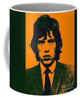 Mugshot Mick Jagger P0 Coffee Mug