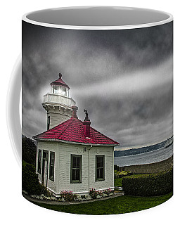 Mukilteo Lighthouse Coffee Mug
