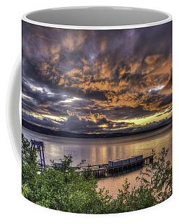 Mukilteo Sunset Coffee Mug