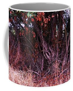 Mulberry In Fall Coffee Mug