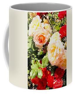 Multi-colored Roses Coffee Mug