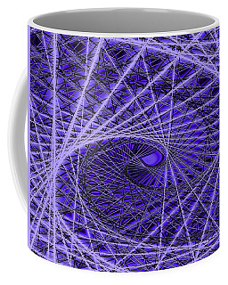 Coffee Mug featuring the digital art Multitude by Judi Suni Hall