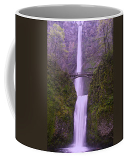 Multnomah In The Drizzling Rain Coffee Mug