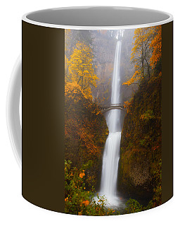 Multnomah Morning Coffee Mug