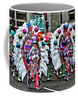 Mummer Color Coffee Mug