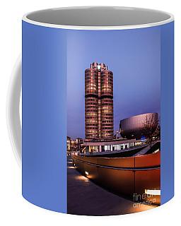 munich - BMW office - vintage Coffee Mug