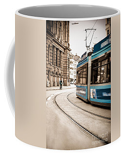Munich City Traffic Coffee Mug