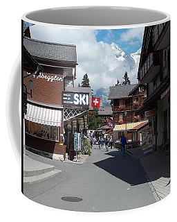 Murren Switzerland Coffee Mug
