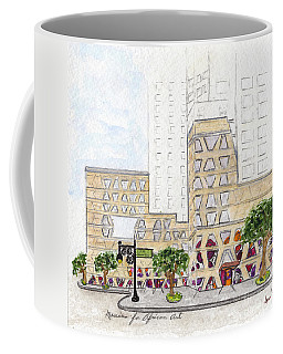 The African Center Coffee Mug