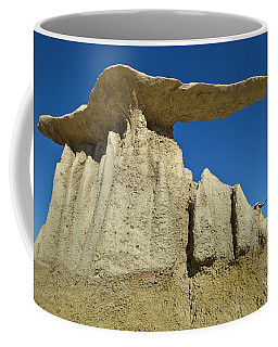 Mushroom Hoodos Bisti Wilderness Coffee Mug