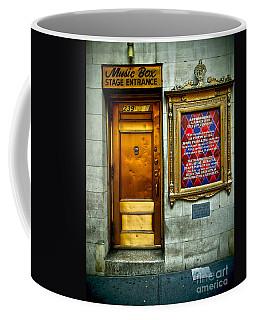 Music Box Stage Entrance Coffee Mug