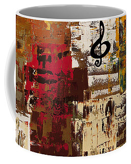 Music World Tour Coffee Mug