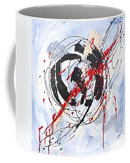 Musical Abstract 002 Coffee Mug