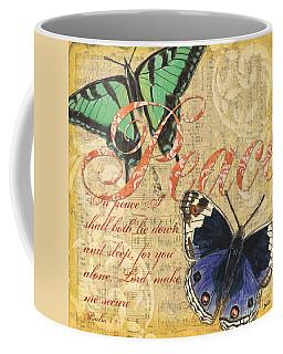 Musical Butterflies 2 Coffee Mug