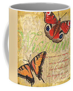 Musical Butterflies 4 Coffee Mug