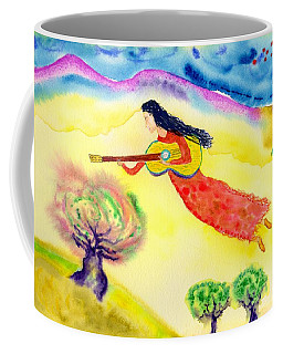 Musical Spirit 12 Coffee Mug