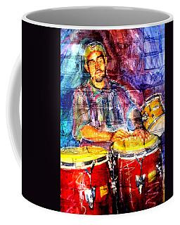 Musician Congas And Brick Coffee Mug