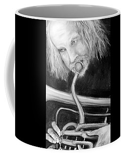 Musician Coffee Mug by Loretta Luglio