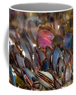 Mussels Underwater Coffee Mug