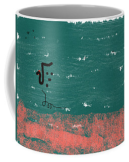 Mute I Coffee Mug