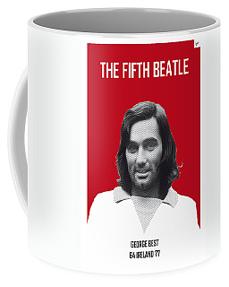 My Best Soccer Legend Poster Coffee Mug