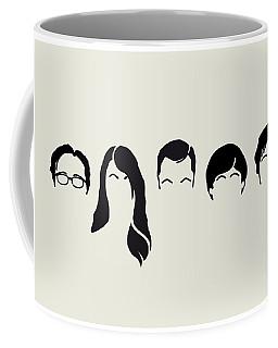 My-big-bang-hair-theory Coffee Mug