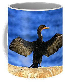 Coffee Mug featuring the photograph Ocean Dreams by John F Tsumas