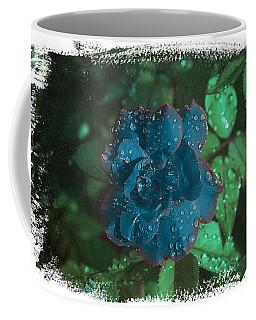 My Blue Rose Coffee Mug