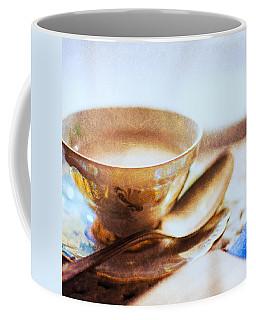 My Cup Of Tea Square Coffee Mug