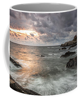 My Day Begins Coffee Mug
