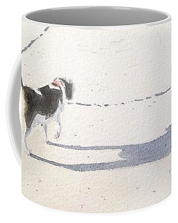 My Dog Coffee Mug by Yoshiko Mishina