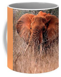 My Elephant In Africa Coffee Mug