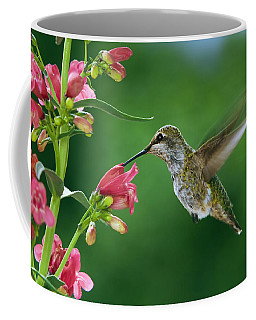 My Favorite Flowers Coffee Mug