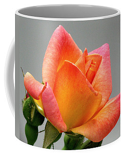My First Homegrown Rose Coffee Mug