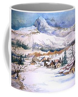 My First Snow Scene Coffee Mug