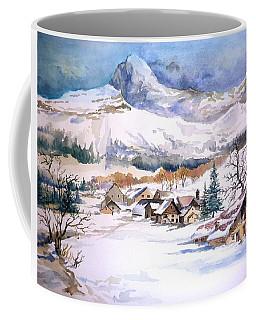 My First Snow Scene Coffee Mug