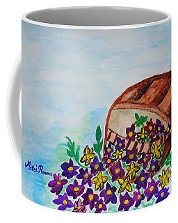 My Flower Basket Coffee Mug