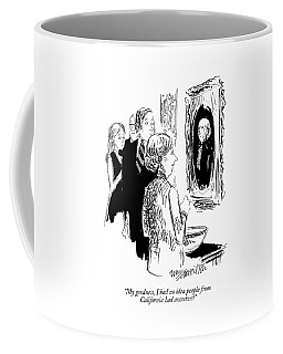 My Goodness Coffee Mug