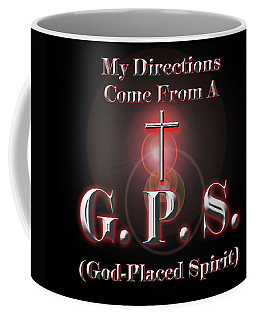 My Gps Coffee Mug