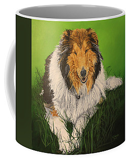 My Guardian  Coffee Mug by Wendy Shoults