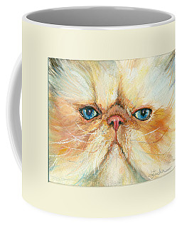 My Happy Face Coffee Mug by Donna Tucker