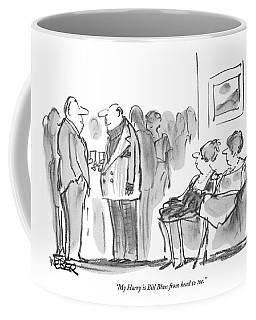 My Harry Is Bill Blass From Head To Toe Coffee Mug