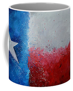 My Heart Belongs To Texas Coffee Mug