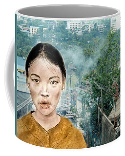 My Kuiama A Young Vietnamese Girl Version II Coffee Mug