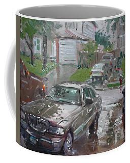 My Lincoln In The Rain Coffee Mug