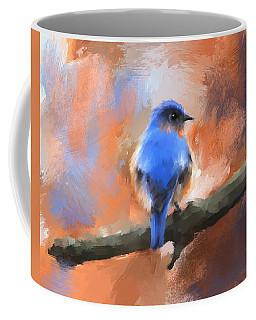 My Little Bluebird Coffee Mug