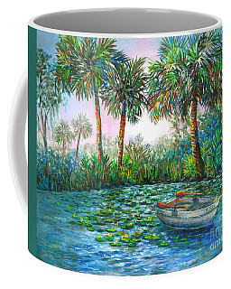 My Little Boat Coffee Mug