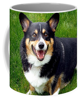 Coffee Mug featuring the photograph My Little Buddy by Patricia Strand