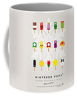 My Mario Ice Pop - Univers Coffee Mug